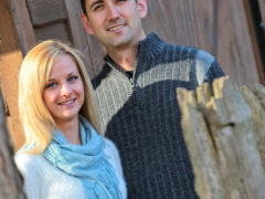 Amy and Geoff – another beautiful fall engagement session