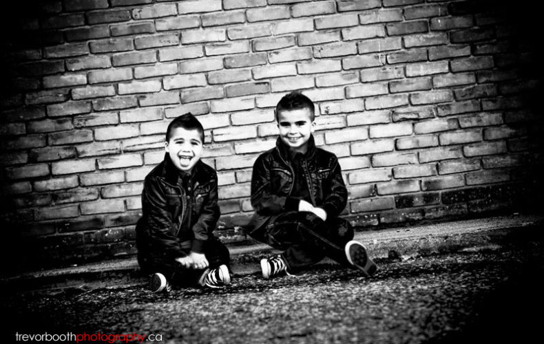 The Frattaroli boys.
