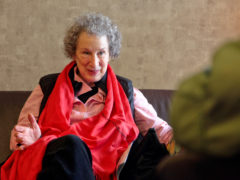 Margret Atwood talks environment….