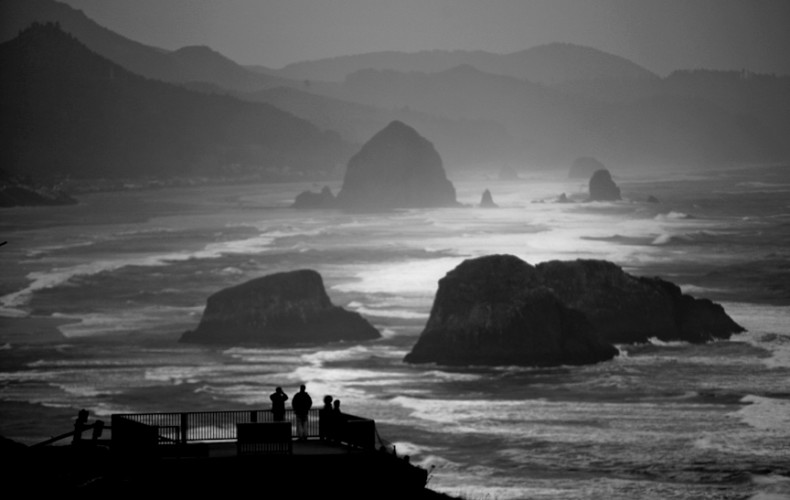 Orgeon coast…