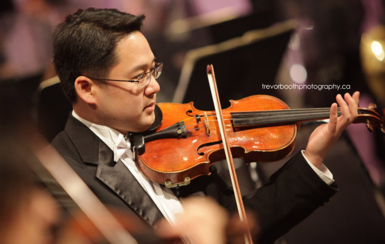 An evening with the Windsor Symphony Orchastra