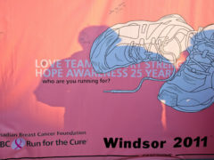 CIBC Run for the Cure; Oct 2nd 2011, Windsor ON