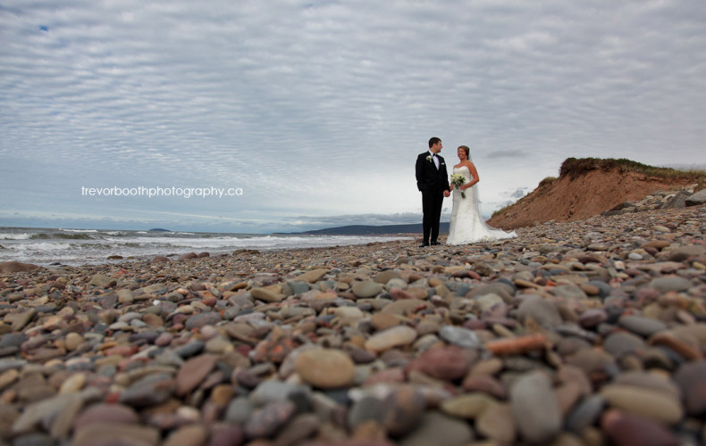 shirley + conrad; a Cape Breton wedding