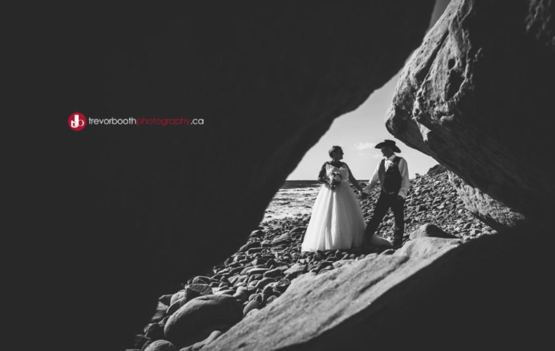 Jessica + Troy – Inverness, Cape Breton, Nova Scotia – Trevor Booth Photography, Windsor Ontario photographer