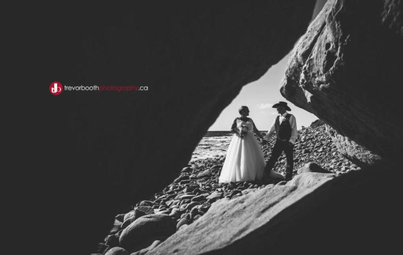 Jessica + Troy – Inverness, Cape Breton, Nova Scotia – Trevor Booth Photography, Windsor Ontario photographer